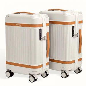 luxury travel suitcases